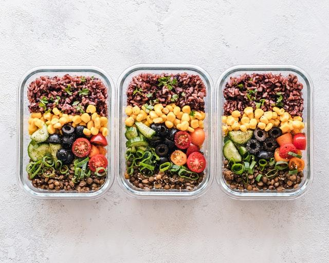 Ät dig hälsosam